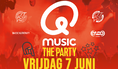Online verkoop Qmusic - The Party gestart!