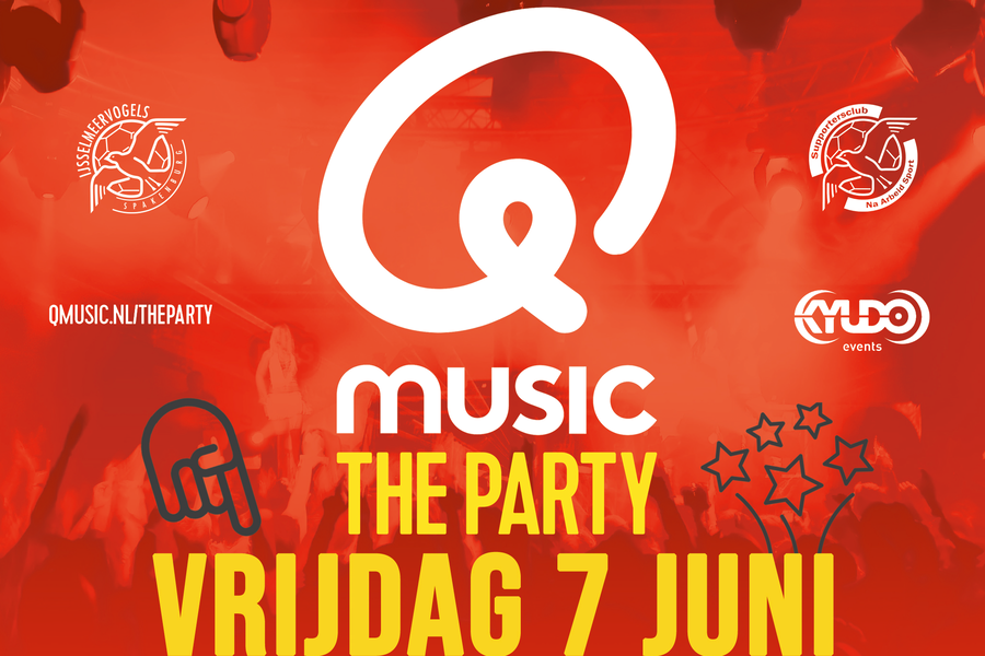 25 jaar NAS: Qmusic The Party